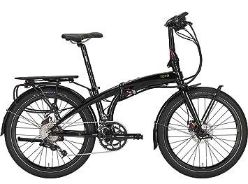 "Tern Faltrad Eclipse Tour 24"" 18Gang Klapp Fahrrad Faltbar Aluminium Mini Kompakt Shimano, CB14IDAO18HDUGB23"
