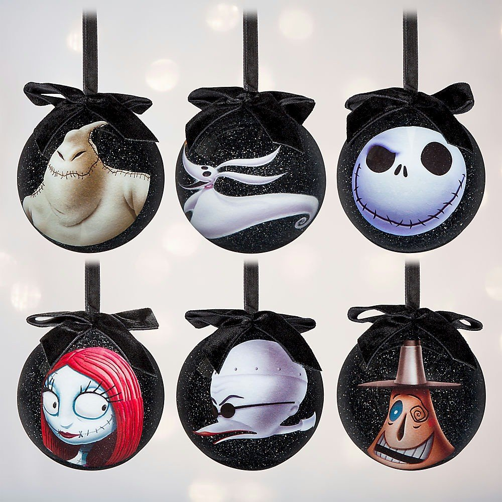 Jack skellington bathroom set - Amazon Com Tim Burton S The Nightmare Before Christmas Sketchbook Ornament Set Home Kitchen