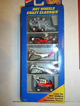 1996 Hot Wheels Crazy Classics Gift Pack: Amazon.es: Juguetes y juegos
