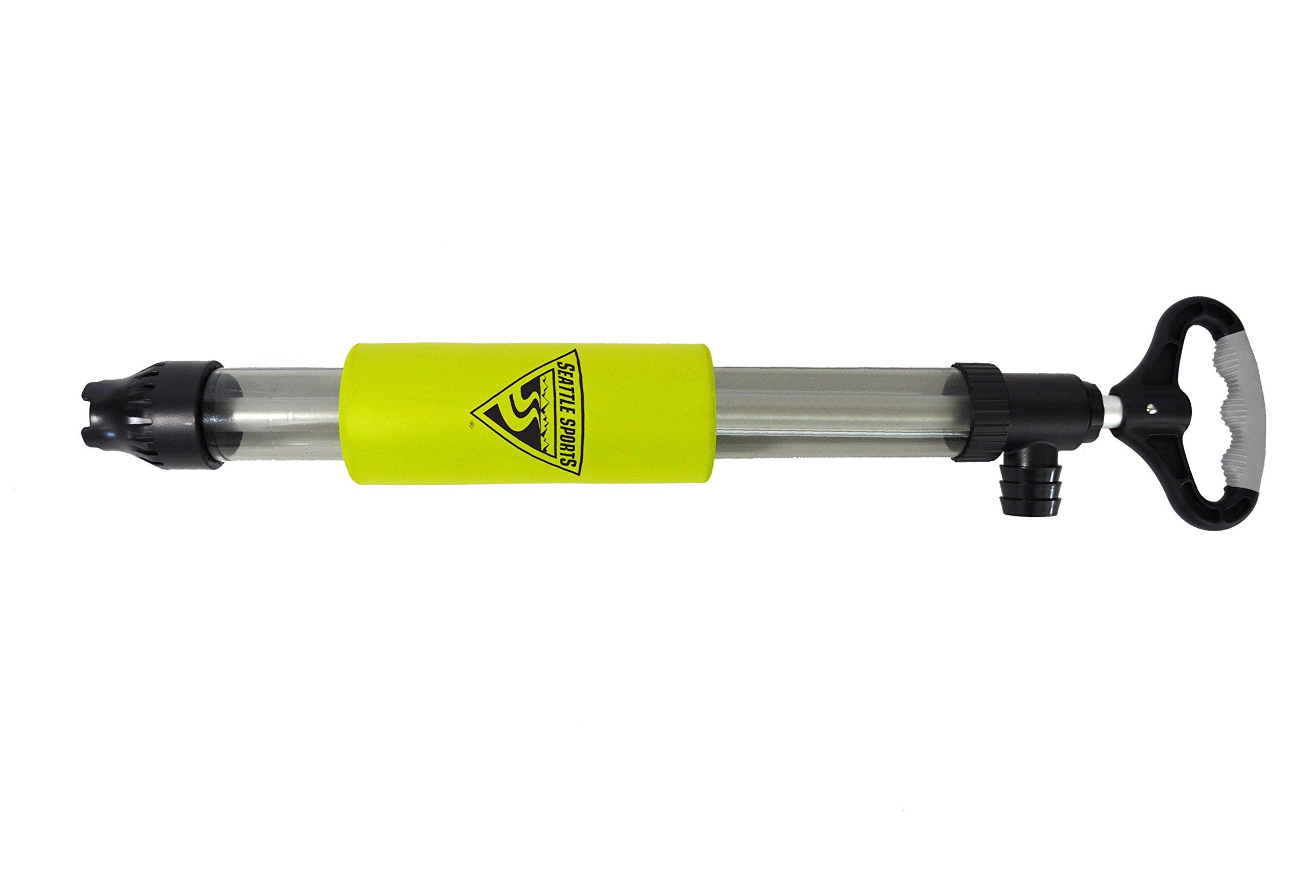 Seattle Sports Breakaway Bilge Pump - Modular Bilge Pump - Easy to Clean - Replaceable Parts - Kayak/Canoe/Boat by Seattle Sports (Image #1)