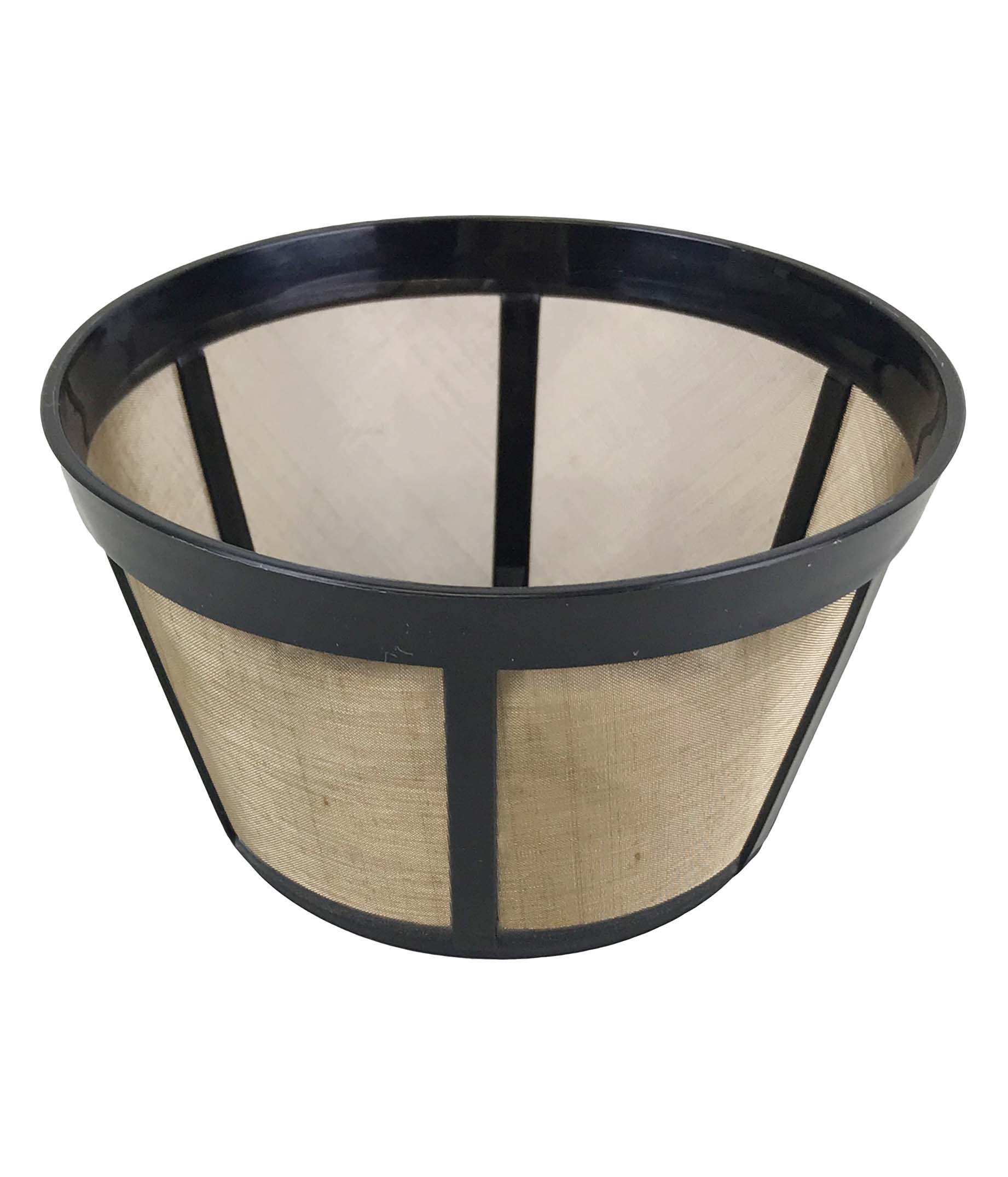 Replacement for Bunn Basket Coffee Filter Fits BX, BTX, GRX, HG, HT NHB, NHS, ST, Washable & Reusable, by Think Crucial