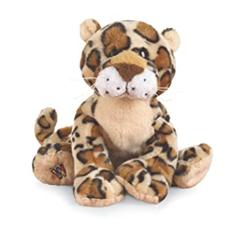 Webkinz Leopardo de peluche con código de adopción