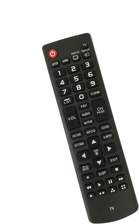 Reemplazo Mando a Distancia para LG 24lj4840 32lj500b 32lj500-ub ...
