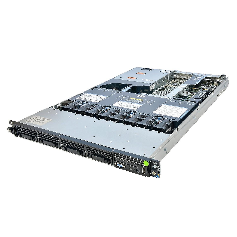 HP ProLiant DL360 G7 4B Server 2X 2.66GHz X5650 12-Cores Total 32GB RAM 4X 146GB 10K SAS HDD No OS Renewed