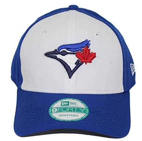 Image Unavailable. Image not available for. Color  New Era Toronto Blue Jays  MLB 9Forty ... 30758f92a1c
