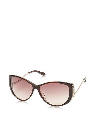 Amazon.com: Roberto Cavalli anteojos de sol rc741t Color 52 ...