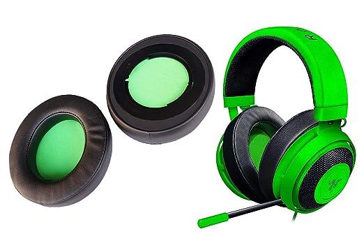 Auriculares de Piel para Razer Kraken 7.1 Chroma V2 Gaming Headset Kraken 7.1 Pro V2 Ear