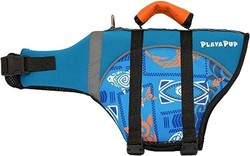 PlayaPup-Dog-Life-Jacket-(Pet-Flotation-Life-Preserver)