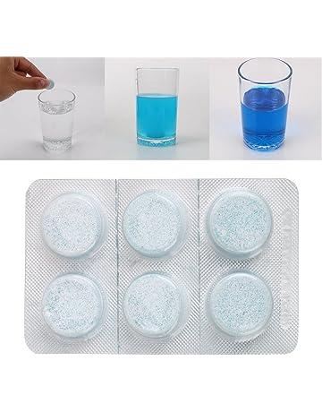 NOPNOG Limpiaparabrisas de Coche limpiaparabrisas Limpiador de Cristal sólido