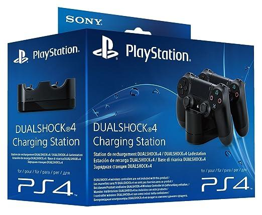 586 opinioni per PlayStation 4- Base di Ricarica per Dualshock 4