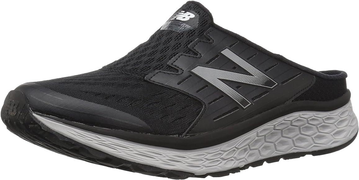 new balance black shoes mens