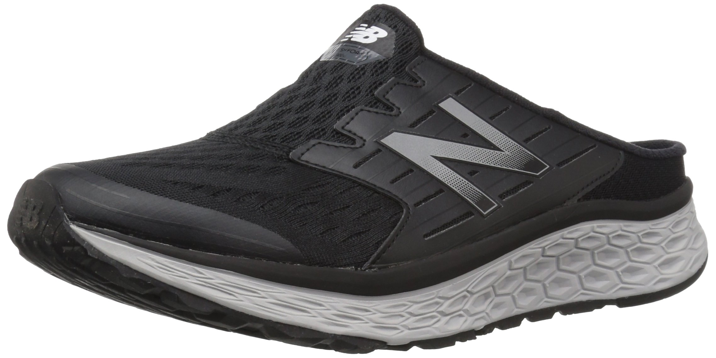New Balance Men's 900v1 Fresh Foam Walking Shoe,black,10 D US by New Balance