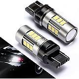 7443 LED Bulb Reverse Lights, SEALIGHT 7440/T20/7441 Backup Lights, High Performance Xenon White 6000K 27 SMD (Pack of 2)