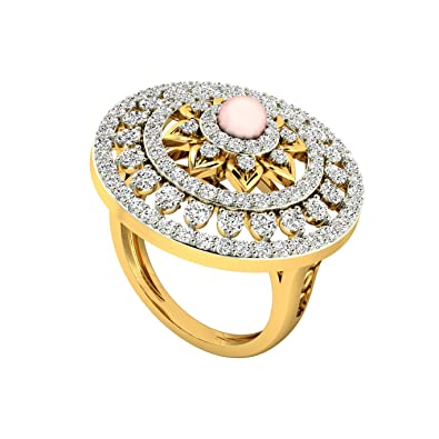 094a43f8f0d4bb Buy Pooja & Sonam .925 Sterling Silver and Cubic Zirconia Ring Online at  Low Prices in India | Amazon Jewellery Store - Amazon.in