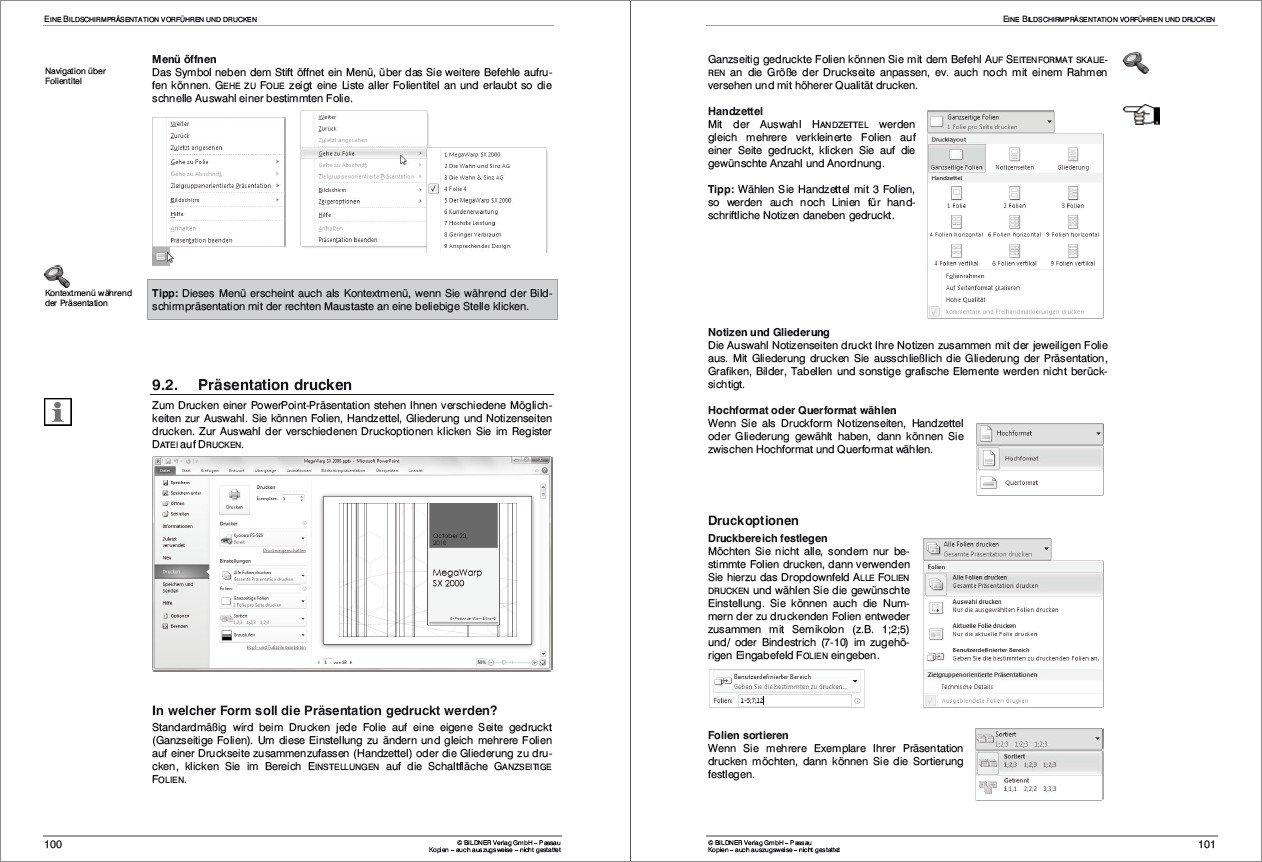 Microsoft powerpoint 2010 9783832800390 amazon books ccuart Choice Image