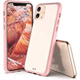 ORIbox Case Compatible with iPhone 11 Case, Translucent Matte case with Soft Edges, Lightweight