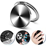 ORIbox Phone Ring Holder Finger Kickstand,Metal Grip Holder for Magnetic Car Mount Compatible with All iPhone 12 Pro max/12Pr