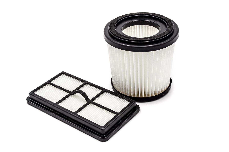 vhbw Set de filtros para aspiradoras Robot aspiradora, Limpiador Multiusos Dirt Devil Featherlite, Royal, SD40100: Amazon.es: Electrónica