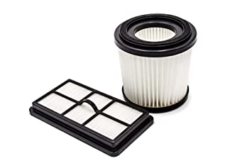 vhbw Set de filtros para aspiradoras robot aspiradora, limpiador ...