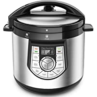 Elechomes 12-in-1 Electric Programmable Pressure Cooker