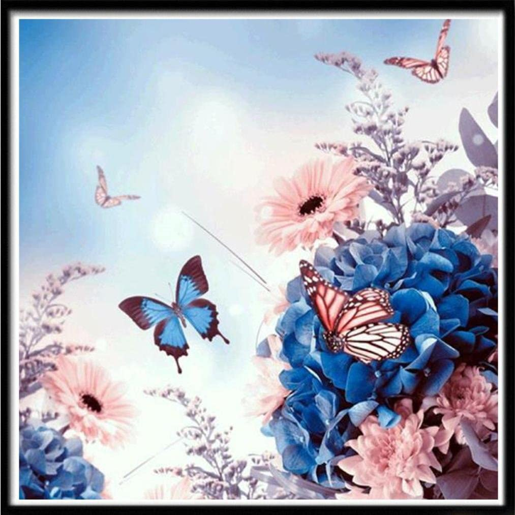 F Gocheaper 9 Style 5D Diamond Rhinestone Pasted Embroidery Painting Cross Stitch Home Decor Home Wall Deco