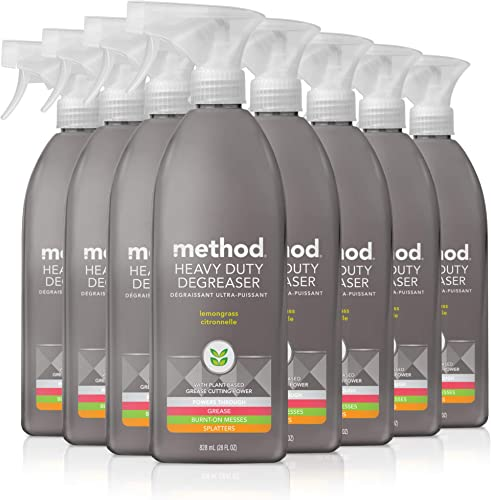 Method Naturally Derived Heavy Duty Degreaser