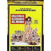 Criaturas Olvidadas Del Mundo [DVD]