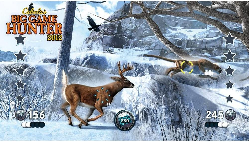 cabelas big game hunter pro hunts ps3 iso
