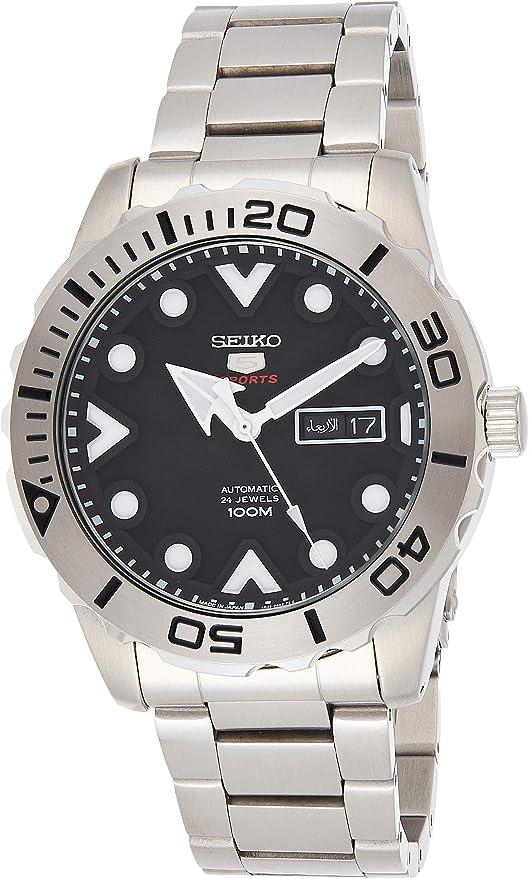 [セイコー]SEIKO SRPA03J1 セイコー5 メンズ 腕時計 自動巻き Made in JAPAN [並行輸入品]