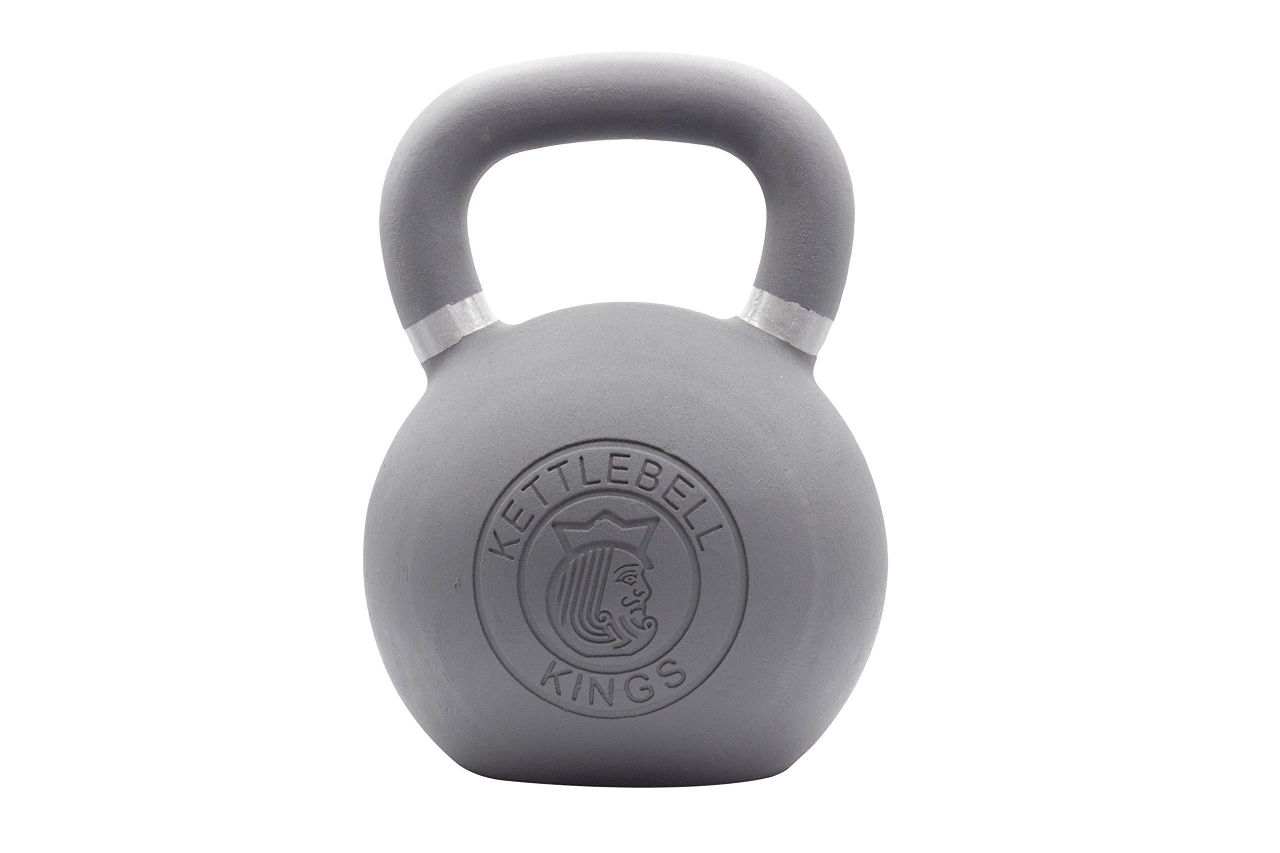 Kettlebell Kings | Kettlebell Weights | Powder Coat Kettlebell Weights for Women & Men | Powder Coating for Durability, Rust Resistance & Longevity (44)