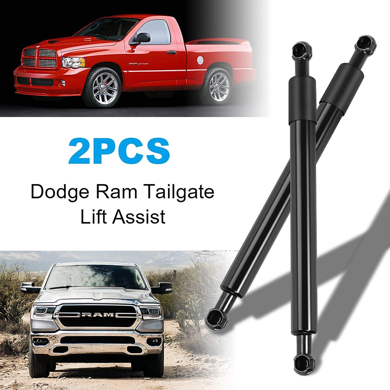 Tailgate Assist Shock Struts DZ43301 fit for 2009-2018 Dodge Ram 1500 2500 3500