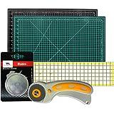 Amazon Com Best Titanium Scissors 3 Shears In One Pack