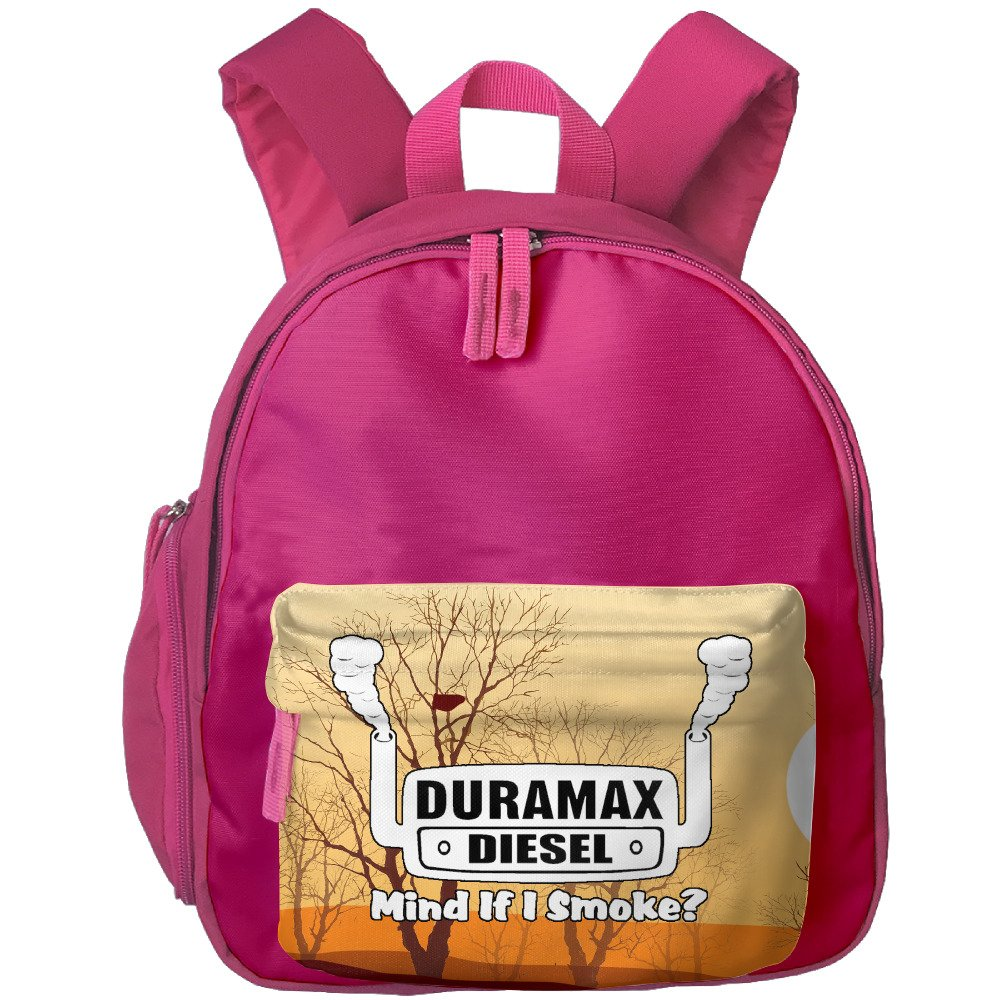 Niño Duramax Diesel Logo Oxford gamuza de mochila escolar: Amazon.es: Electrónica