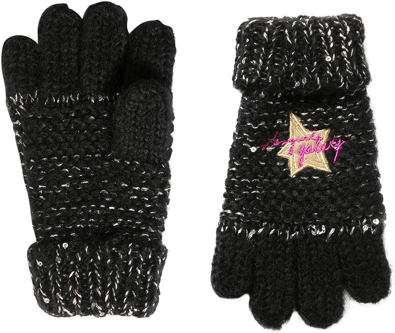 Desigual Girls Gloves/_rambutan