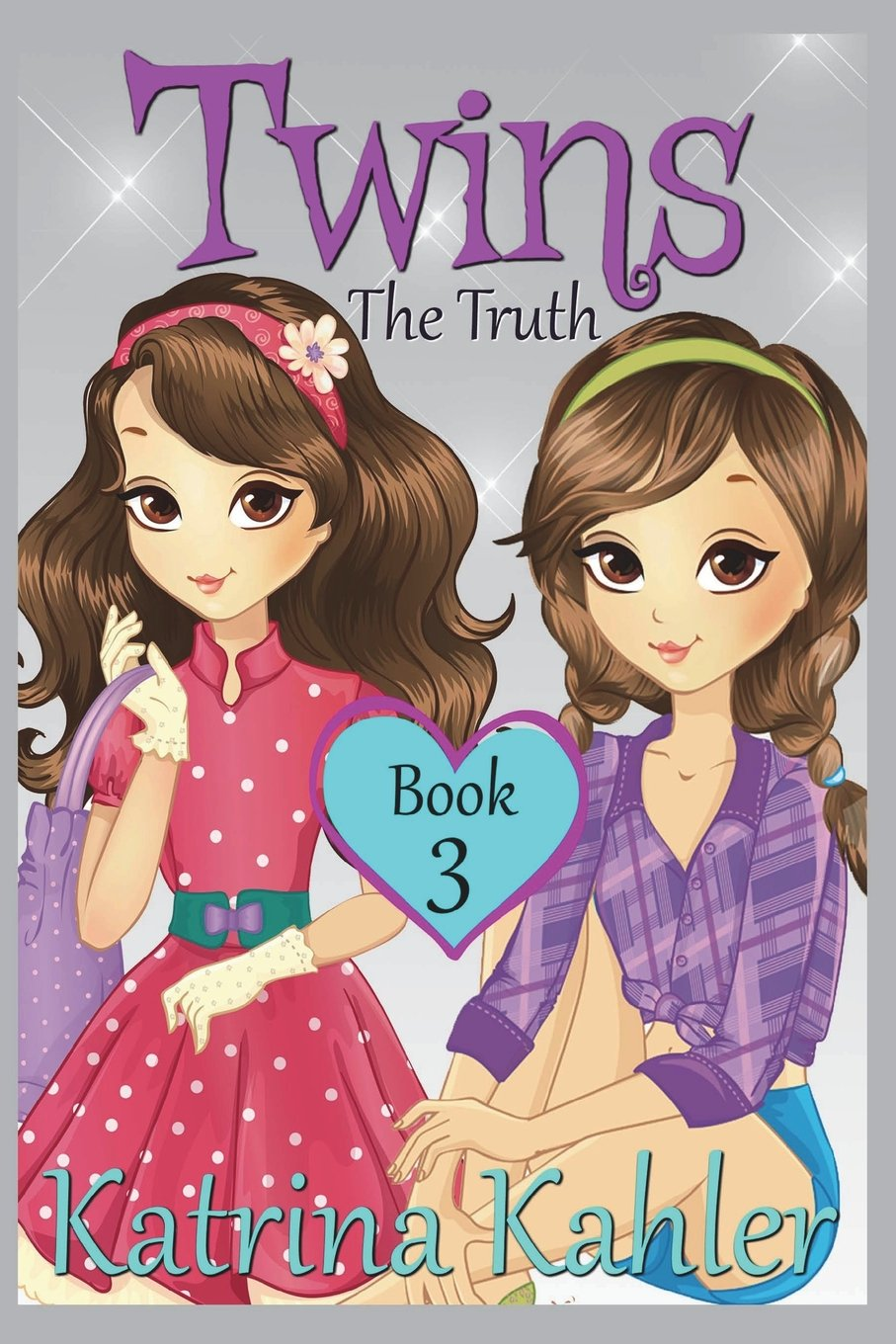 Download Books for Girls - TWINS : Book 3: The Truth ebook