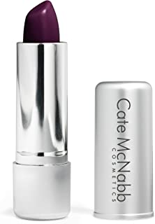 product image for Medusa | Plum Purple Lipstick - Satin Naturals Long-Lasting Shine Collection, Moisturizing Ingredients, Paraben-Free, Gluten-Free Formula, Cate McNabb Cosmetics, 0.16 oz.