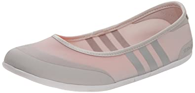 3812c3779f73 adidas NEO Women s Sunlina Selena Gomez Slip-On Ballet Flat