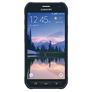 Samsung Galaxy S6 Active G890A GSM Unlocked 32GB Blue (Renewed)