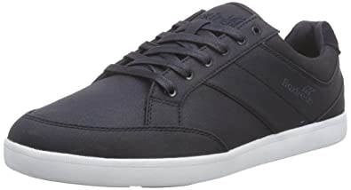 Boxfresh Herren Creeland Inc Hclth/SDE Nvy/Tmln Low Top