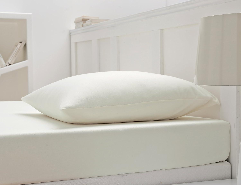 Anis Blanc des Vosges Almohada algod/ón algod/ón 40 x 60 cm