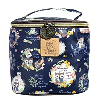 Amazon.com: Dolly Lovely - Estuche de maquillaje impermeable ...