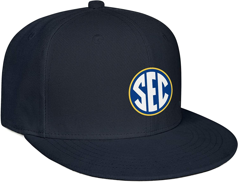 Ingemarfcgfg Southeastern-Conference Men Baseball Hat Dancing Style Designer Adjustable Snapback Closure