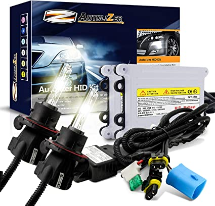 H7 5000K XENON CANBUS HID KIT TO FIT Audi MODELS PLUG N PLAY