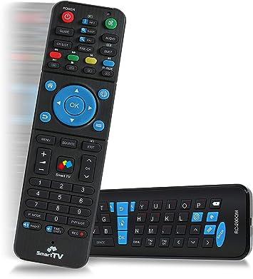 Mando a Distancia con Teclado QWERTY/Función Motion para televisores NPG Smart TV: Amazon.es: Electrónica