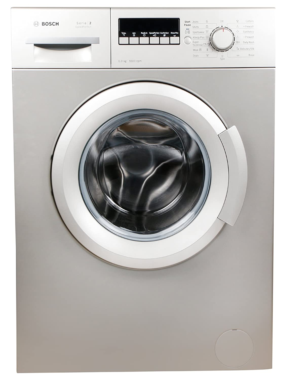 Bosch washing machines: brand features, a review of popular models, tips for buyers 44