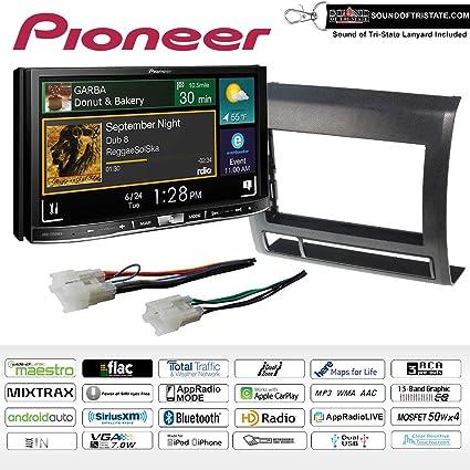 Amazon com: Pioneer AVIC-7200NEX Double Din Radio Install