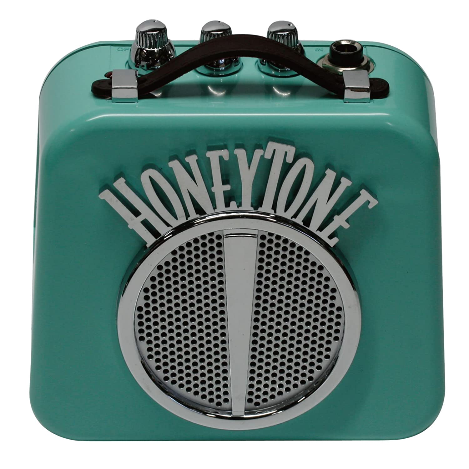 Danelectro Electric Guitar Mini Amplifier, Aqua (N10A)