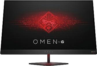 """HP Omen Monitor Gaming DE 27"""", Quad HD, Respuesta 1ms, Frecuencia 165Hz"""