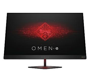 Amazon Com Omen 27 By Hp 27 Inch Gaming Monitor Qhd 165hz 1ms