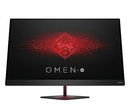 6d8fbf4ae Amazon.com: OMEN 27 by HP 27 Inch Gaming Monitor QHD 165Hz 1ms ...